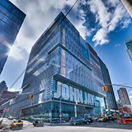 John Jay's New Building