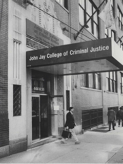 John Jay College South Hall Building