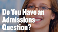 Question for Admissions