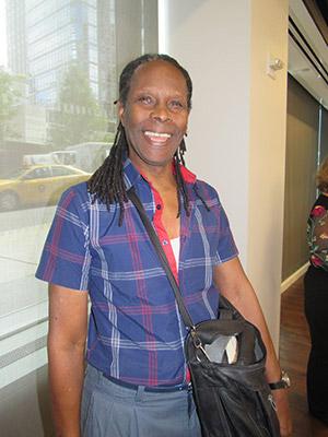 Carl Paris, Assistant Adjunct Professor in the Africana Studies department