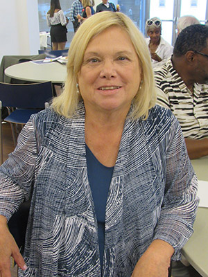 Kathy Gerbing, Adjunct Professor for the Graduate Program and Former Superintendent of Otisville Correctional Facility