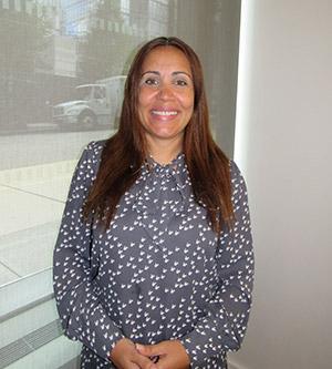 Raisa Castillo, Lecturer for the Math department