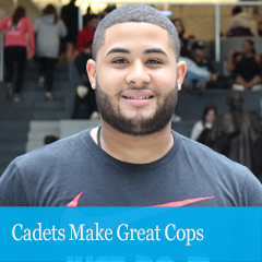 Cover image for  Cadets Make Great Cops