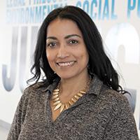 Rosann Santos, Director of Strategic Initiatives