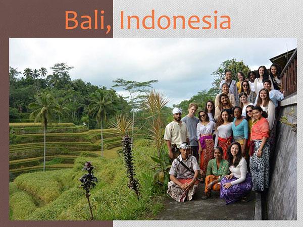 Brittany Cabanas Bali