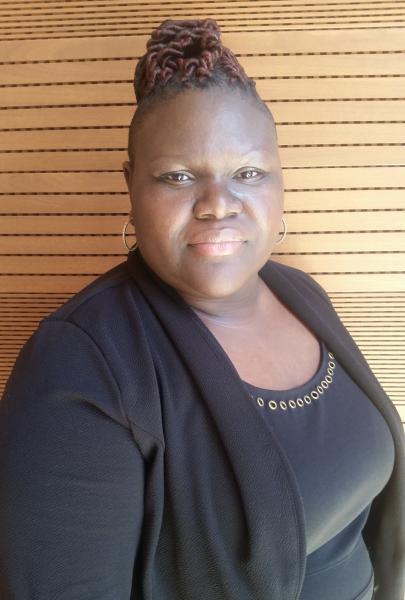 Grants Administrative Associate Cherryanne Ward