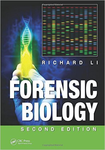 Forensic Biology 2nd ed, book cover
