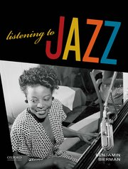 Listening to Jazz book cover