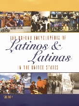 The Oxford Encyclopedia of Latinos and Latinos in the United States book cover