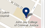 John Jay location on map