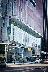 John Jay College New Building Floor