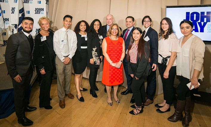 """""""Champions of Justice"""" Scholarship Reception Celebrates Students and Thanks Donors"""