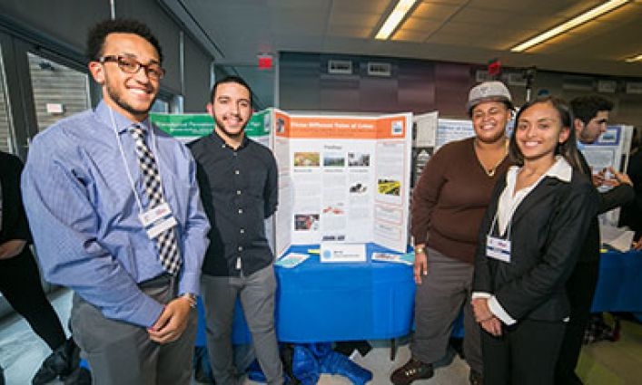 First-Year Students, First-Rate Researchers
