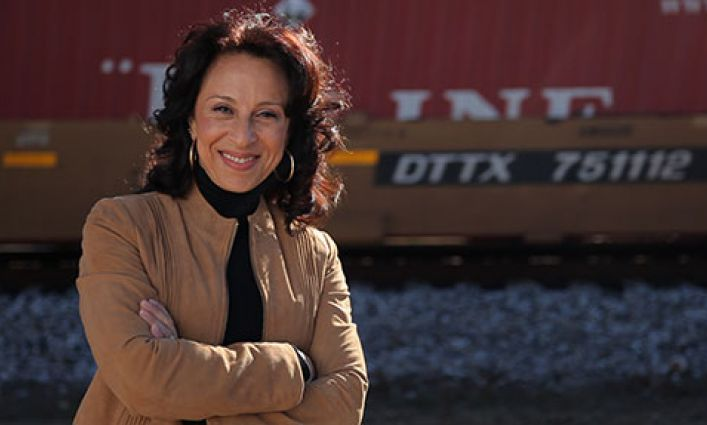 "Host of NPR's ""Latino USA,"" Maria Hinojosa, to Receive 2015 Justice Trailblazer Award"