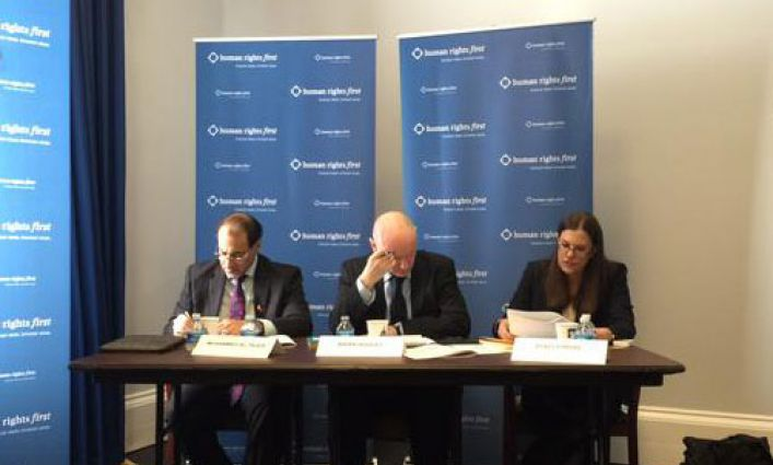 Professor Staci Strobl Participates in Congressional Briefing on Reforms in Bahrain