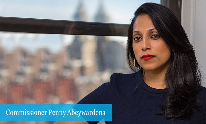 Penny Abeywardena, Commissioner of NYC Mayor's Office for International Affairs, Discusses Identity and Leadership in Governance
