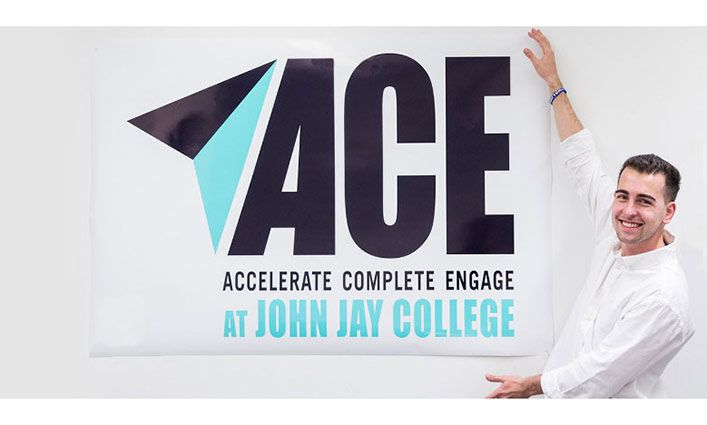 ACE Program Celebrates First Student Success Story
