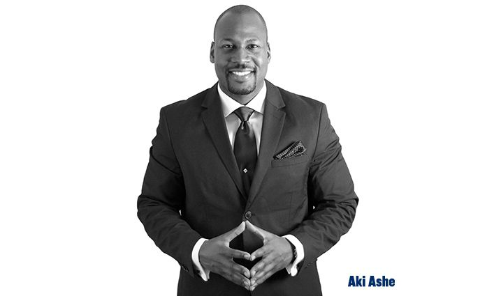 Aki Ashe ('09) Talks About The Power of Perception