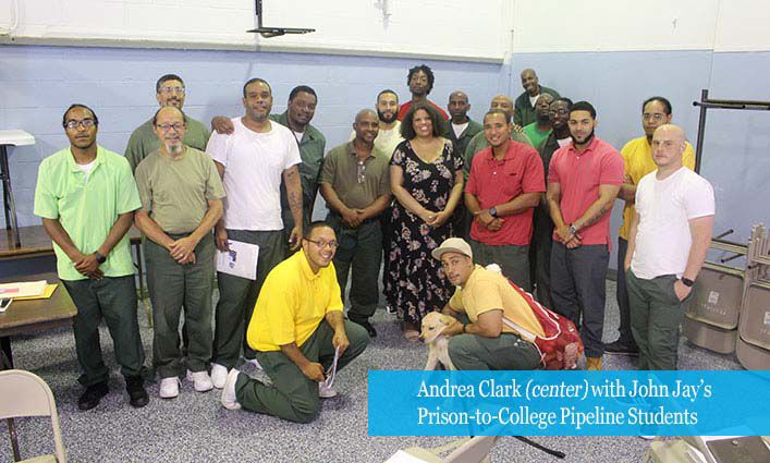 Teaching a Writing Workshop at Otisville Correctional Facility