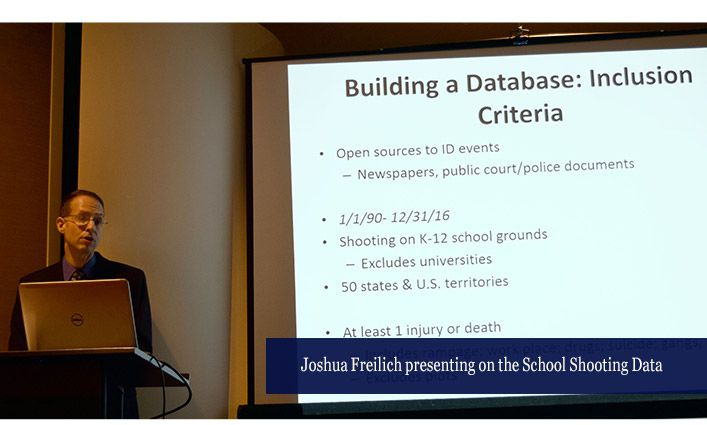John Jay Presents at the American Society of Criminology