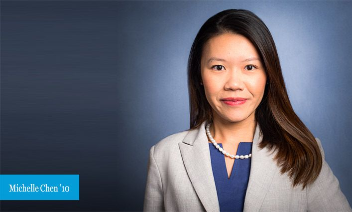 Alumna Michelle Chen '10 Explains How SEEK Paved Her Pathway to Success