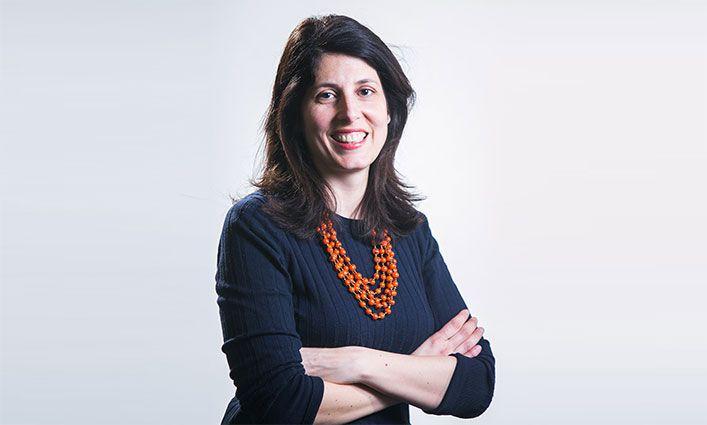 Associate Professor Maria J. D'Agostino Investigates Gender Inequity in the Workplace
