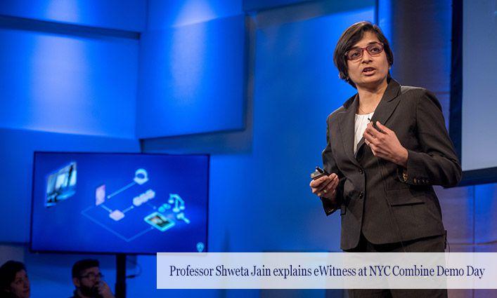 eWitness, John Jay Professor Fight Fake Photos and Video