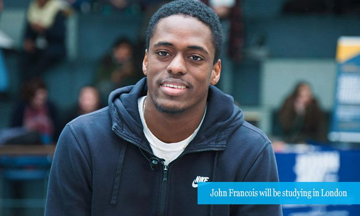 John Jay's John Francois '21 Wins Global Fellowship to Study Abroad
