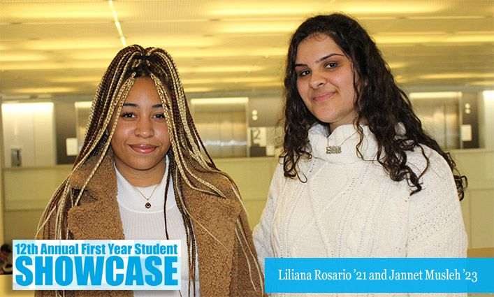 First Year Showcase: Liliana Rosario '21 and Jannet Musleh '23 Advocate for Immigrant Women's Reproductive Rights