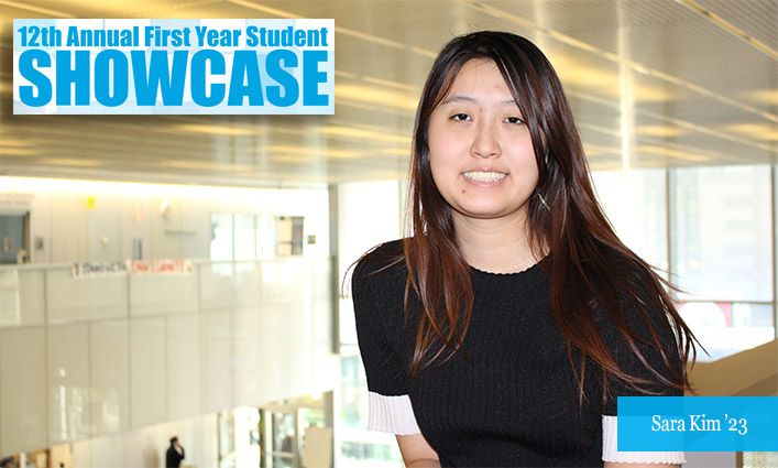 """First Year Showcase: Sunjo """"Sara"""" Kim '23 Researches the Effects of Deportation on Children"""