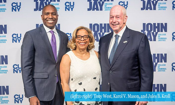 Reaching New Heights At the 2019 Educating for Justice Gala