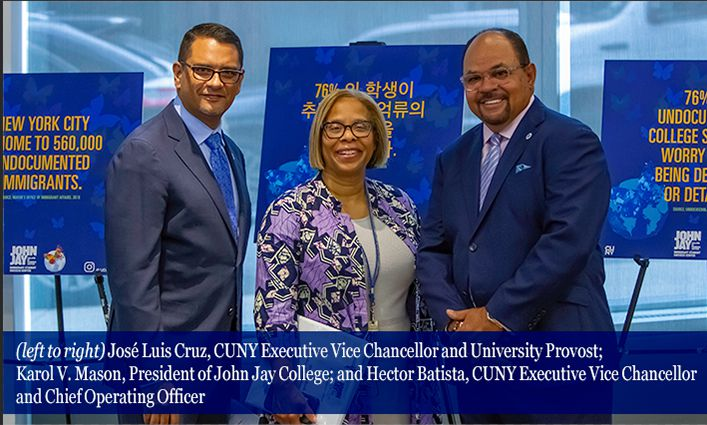 Celebrating the Official Opening of John Jay's Immigrant Student Success Center