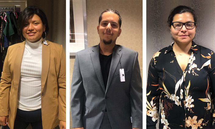 J.C. Penney Suit-Up Event Offers Students Professional Attire for Career Success