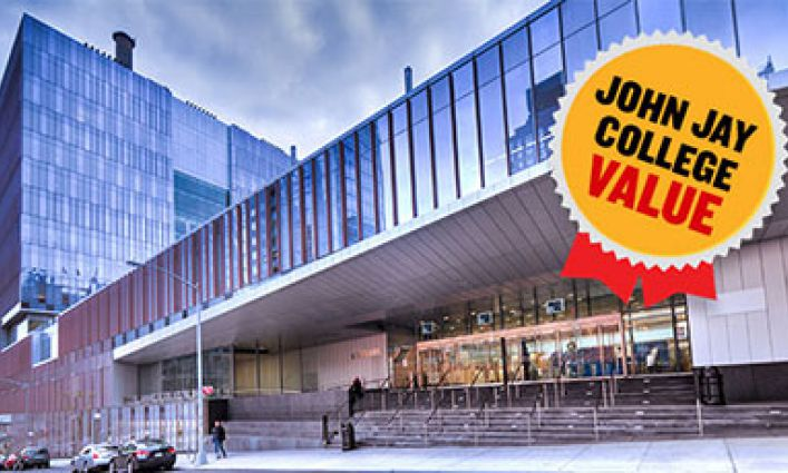 """""""John Jay Value"""" Campaign Is Unveiled"""