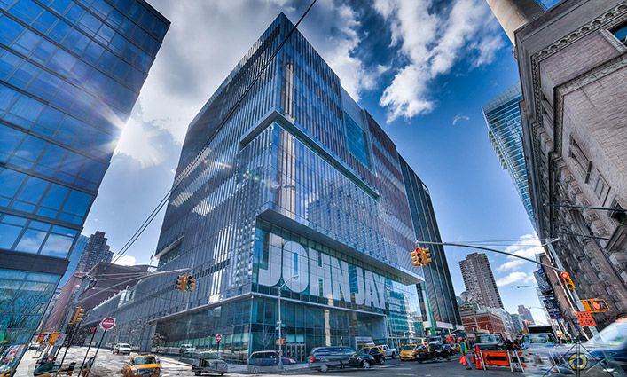 John Jay College Hits Another High Mark in the 2019 Rankings