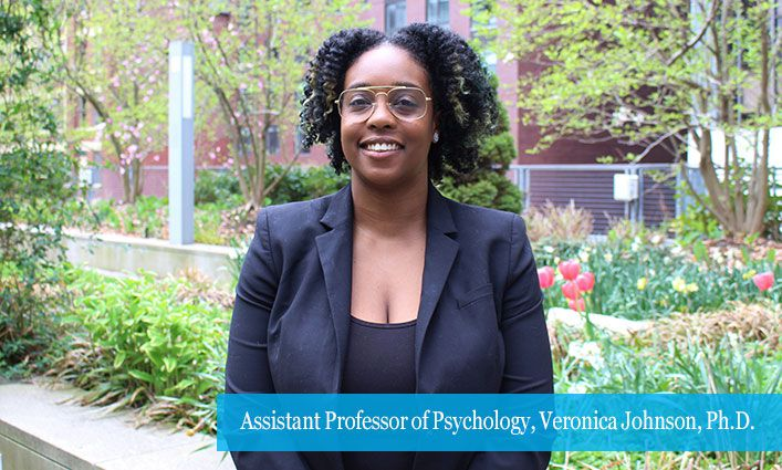Assistant Professor Veronica Johnson Named a Psychology Summer Institute Fellow by the American Psychological Association