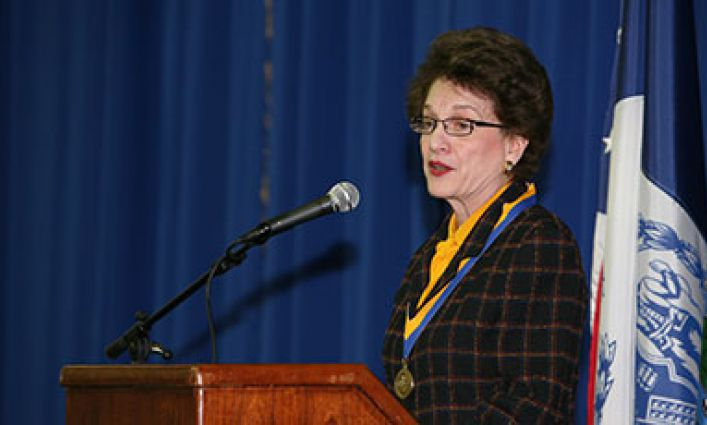 Statement by President Travis on the Passing of Judge Judith Kaye