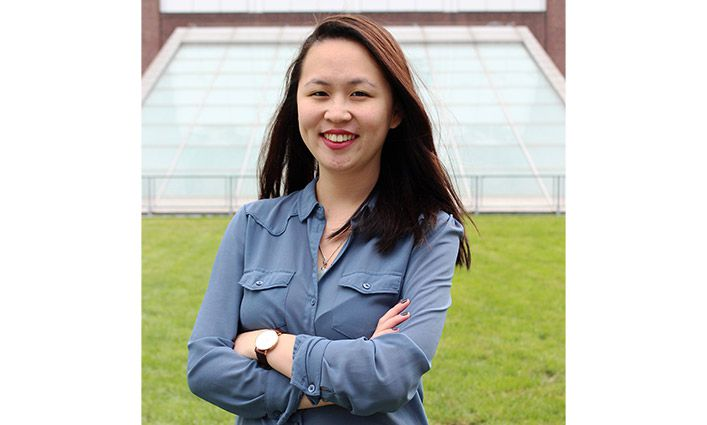 Alumna and SEEK Scholar Melissa Kong Is Pursuing Her Career Dreams