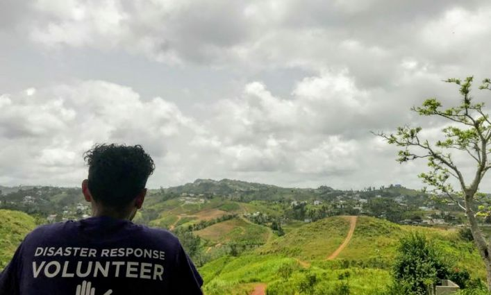 John Jay CUNY Service Corps Students Volunteer In Puerto Rico