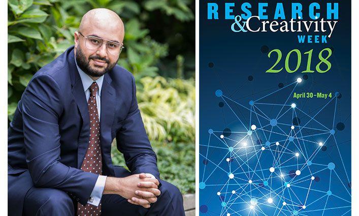 Research & Creativity Week: Joseph Mahmud's Job App for Formerly Incarcerated Individuals