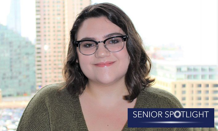 Senior Spotlight: Salutatorian Kendall Cubicciotti '19 Plans A Career in Law Enforcement