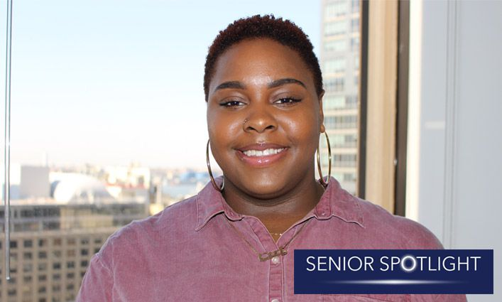 Senior Spotlight: Ayanna Miller-Smith '19 Researches for Justice