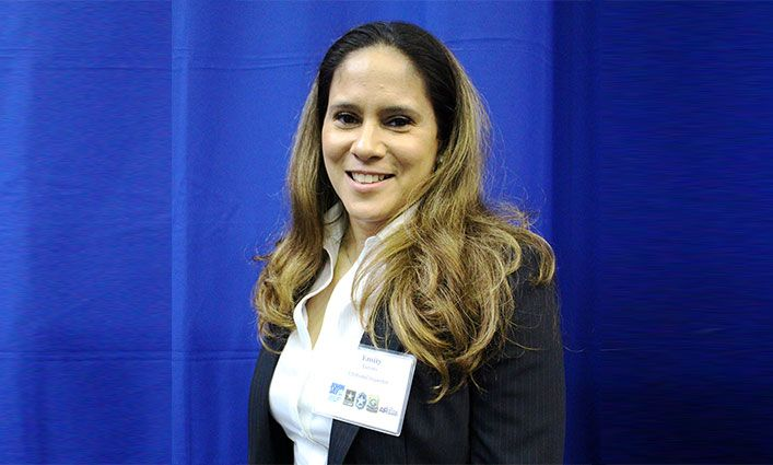 Emily Tarrats ('93) Making Her Mark At The U.S. Postal Inspection Service