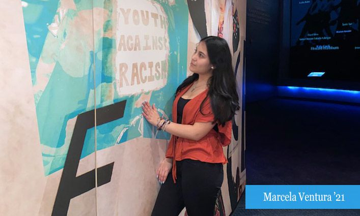 Marcela Ventura '21 Educates Her Latinx Family on Why They Should Support Black Lives Matter