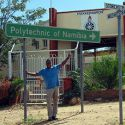 Professor Dante Tawfeeq, Fulbright Scholar, Looks at STEM Education in Namibia
