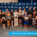 Student Athletes Honored at John Jay's 46th Annual Awards Banquet