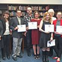Ceremony Hails John Jay Faculty's Best