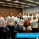 John Jay Welcomes Freshman and Transfer Students