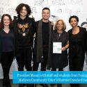 President Mason Celebrates Midtown Community Court's 25th Anniversary at MoMA