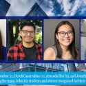 John Jay Applauds Our 2019 Scholarship, Fellowship and Grant Winners